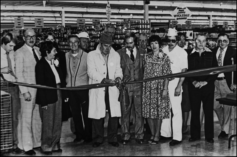 Stinebrink's Opens on October 7th, 1981
